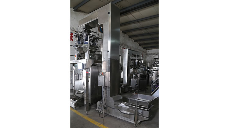 Vertical weighing and packaging machine haicheng for Panasonic servo motor error codes